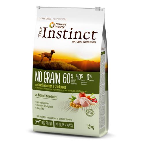 True Instinct No Grain adult pollo