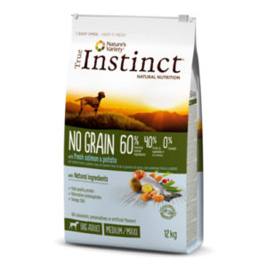 True Instinct No Grain con salmon