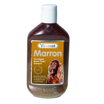 VITACOAT CHAMPÚ MANTO MARRÓN