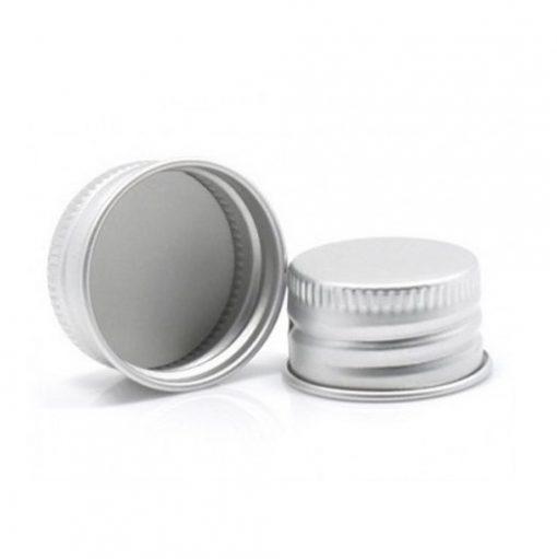 Tapón de aluminio roscado
