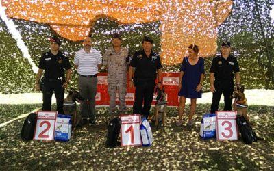 Nuevo triunfo de la UCAN de la Policía Local de Vila-real.