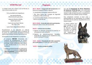 II Campeonato de perros detectores UCAN Vila-real 2018