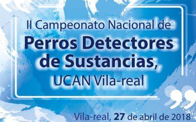 II Campeonato de perros detectores Vila-real