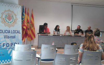 Colaboración entre la UCAN de la Policía Local de Vila-real, la fundación CDOC y el Instituto de Investigación del Hospital La Fe de Valencia.