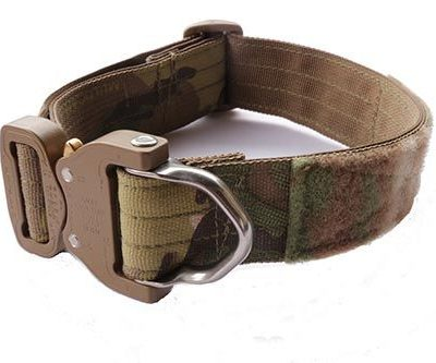 Collar Oenk9 Cobra Velcro Multicam Original