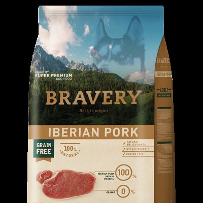BRAVERY-Cerdo