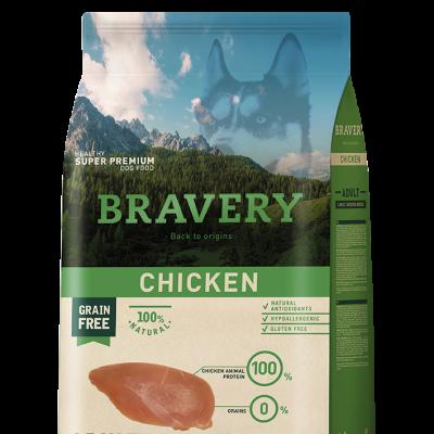 BRAVERY-pollo